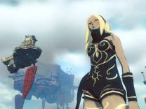 Screenshot Gravity Rush 2