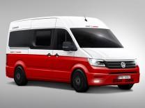 Knaus Saint & Sinner auf Basis VW Crafter