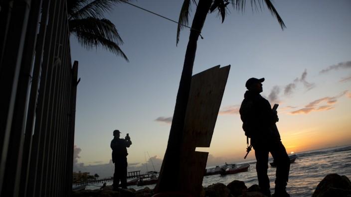 Mexiko Kartell Brücke.Mexiko Erlebt Das Blutigste Jahr Im Drogenkrieg Panorama