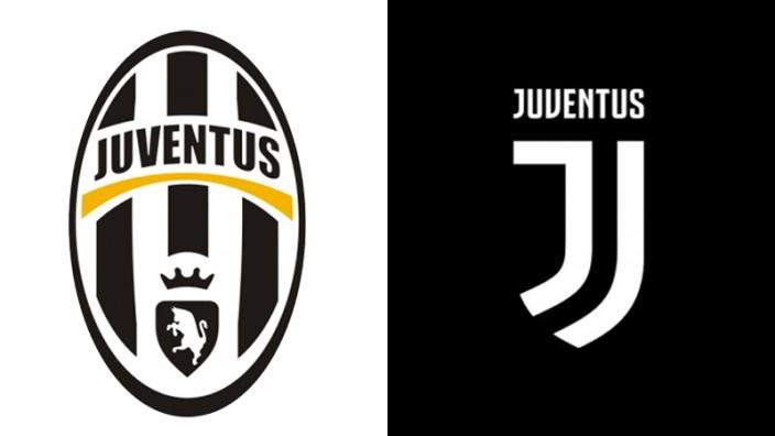 Juventus Turin Erntet Spott Fur Sein Neues Logo Sport Sz De