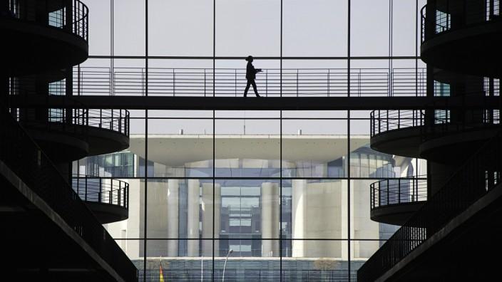 Bundestag - Paul-Löbe-Haus