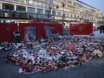 Bundestag To Commemorate Terror Attack Victims