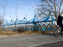 Schmuckfoto München Ost: 'Classic Circus Berlin' an der Wasserburger Landstraße Ecke Feldbergstraße