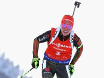 BMW IBU World Cup Biathlon Ruhpolding - 10 km Women's Pursuit