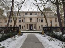 75. Jahrestag der Wannsee-Konferenz