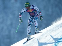 ALPINE SKIING FIS WC Kitzbuehel KITZBUEHEL AUSTRIA 18 JAN 17 ALPINE SKIING FIS World Cup Hahn