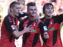 SC Freiburg v FC Augsburg - Bundesliga