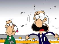 Ancelotti und Streich
