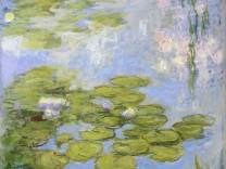 """Beyeler """"Monet"""" 22.1.-28.5.17!!! Das Bildmaterial darf im Rahmen der aktuellen Berichterstattung verwendet werden. Ipad BiGa OK  !!"""