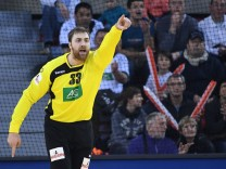 Handball WM · Chile - Deutschland