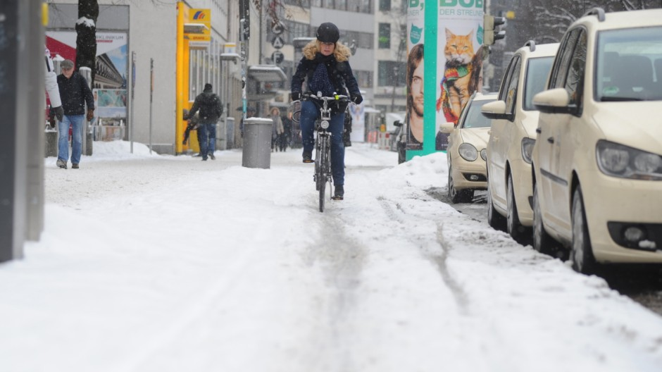 Süddeutsche Zeitung München Schnee