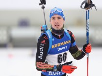 BMW IBU World Cup Biathlon Ruhpolding - 10 km Men's Sprint
