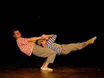 Clown-Duo mit Stefan Eberherr und Bernhard Miller