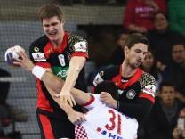 Germany v Croatia - 25th IHF Men's World Championship 2017