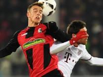 *** BESTPIX *** SC Freiburg v Bayern Muenchen - Bundesliga