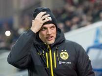 Testspiel: SC Paderborn - Borussia Dortmund