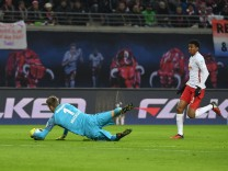 21 01 2017 xjhx Fussball 1 Bundesliga RB Leipzig Eintracht Frankfurt emspor v l Lukas Hradec
