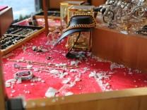 Raubüberfall auf Juweliergeschäft in München, 2016