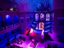 Orgelkonzert im Lichthof der LMU