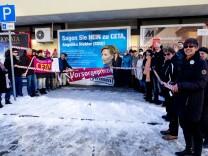 CETA - Niebler Plakat