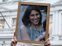 A Vigil Is Held For British-Iranian Mother Imprisoned In Tehran