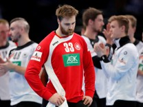 Men's Handball - Germany v Qatar - 2017 Men's World Championship Second Round, Eighth Finals
