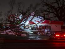 Tornado in Georgia