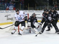 22 01 2017 Eishockey Saison 2016 2017 DEL 40 Spieltag Thomas Sabo Ice Tigers Icetigers Nür