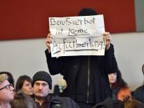 Humboldt-Universität kündigt Andrej Holm