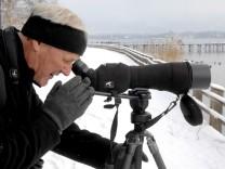 Schondorf: Hobby Ornithologe Wolfgang Podszun