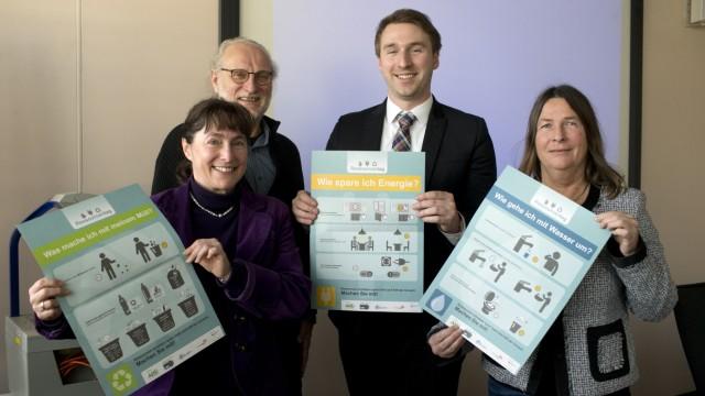 Geiselbullach: Ergebnispräsentation zum Projekt 'Ressourcentag - gemeinsam aktiv in Asylunterkünften'
