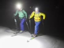 Hirschberg Tegernsee Skifahren bei Nacht