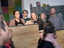 Kooperative Großstadt,  junge Wohnungsbaugenossenschaft im Kulturraum Lothringer 13