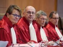 Bundesverfassungsgericht verhandelt zu Tarifeinheitsgesetz