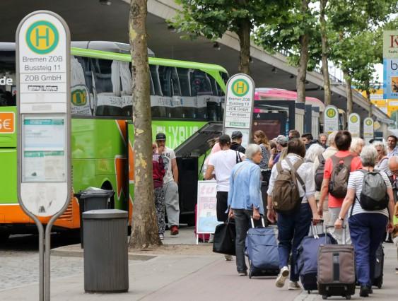 Busbahnhof Bremen