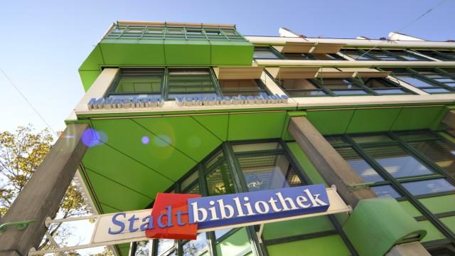 Stadtbibliothek am Harras in München, 2011
