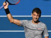 Grigor Dimitrov Australian Open