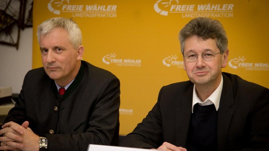 Emmering: Freie Wähler / Vortrag MdL Piazola