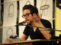 Tillmann Severin liest in München, 2015