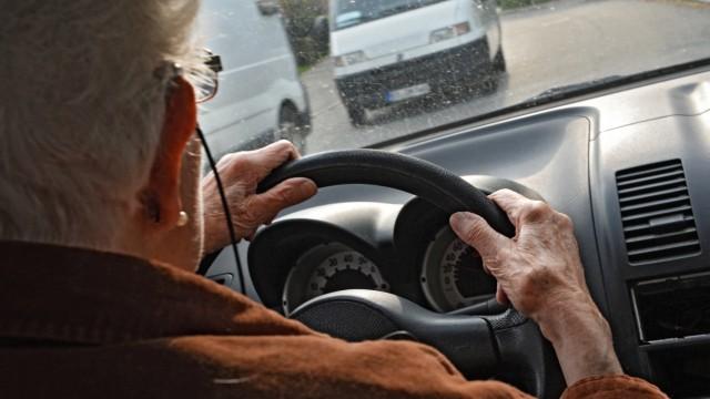 Autofahren im Alter