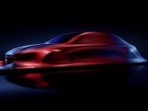 Design-Skulptur der neuen Mercedes A-Klasse
