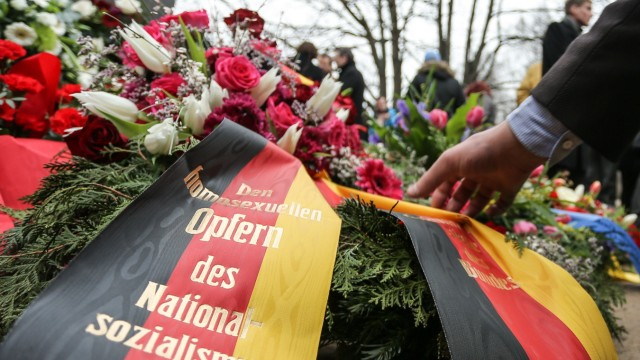 On Holocaust Day, Commemorating Homosexual Victims