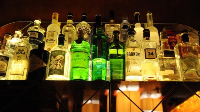 Alkohol Trendgetränk