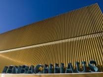 Goldene Fassade Lenbachhaus