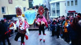Das Mullern, Tiroler Fasnachtsbrauch
