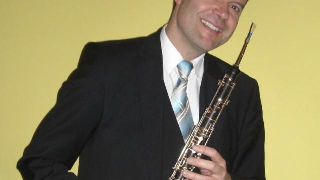 Der Oboist Dirk-Michael Kirsch