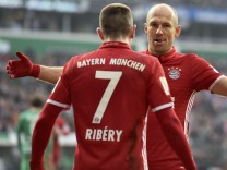 Football Soccer - Werder Bremen v FC Bayern Munich - German Bundesliga