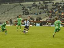 27 01 2017 Fussball 2 Liga 2016 2017 18 Spieltag TSV 1860 München SpVgg Greuther Fürth in der
