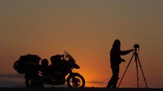 Foto von Michael Martin, Wüstenvortrag