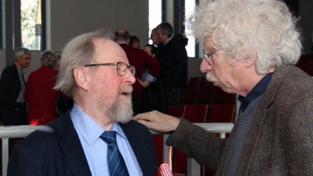 Thierse beim SPD-Neujahrsempfang; Neujahrsempfang der Kreis-SPD